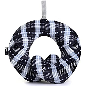Amazon Com Bcozzy Chin Supporting Travel Pillow Stops