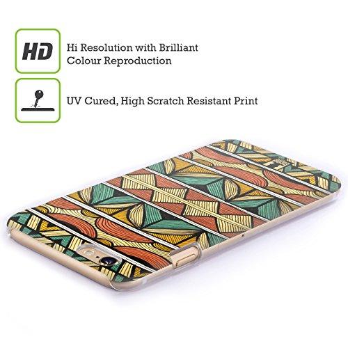 Head Case Designs Stampa Navajo Linee Etniche Cover Retro Rigida per Apple iPhone 5c