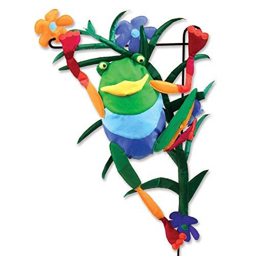 Premier Kites 59122 Garden Charm, Tree Frog Tango, 26-1/2-Inch -