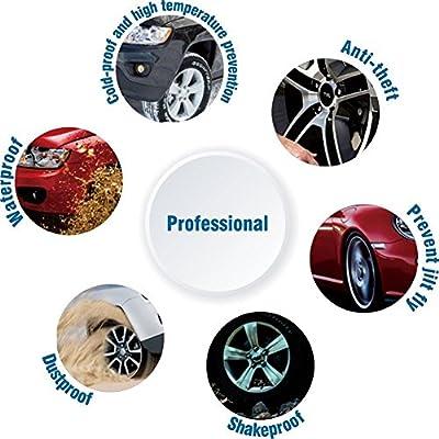 Amazon.com: Bluetooth TPMS Universal Tire Pressure ...