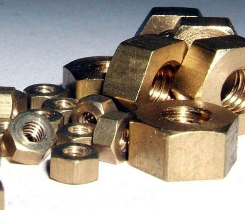 Nuts Brass M4 maidstone engineering