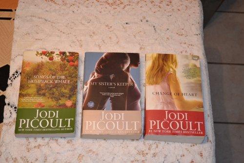 Buy picoult, jodi nineteen minutes: a novel