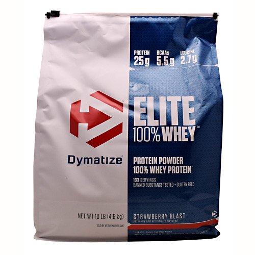 エリート 100% ホエイ プロテイン 4.54kg (Elite 100% Whey Protein 10 Lbs.) (リッチチョコレート) B07B8ZXJG5 リッチチョコレート