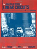 The Analysis and Design of Linear Circuits 9780470383308