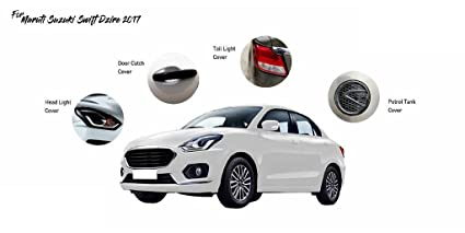 Auto Pearl - Premium Quality Black Beauty ABS Accessories