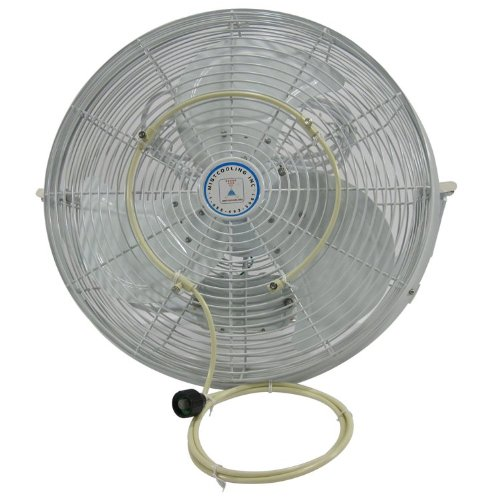 Misting Fan Systems (PE Tubing - Low Pressure - 4 Nozzle System) Low Pressure Misting Ring