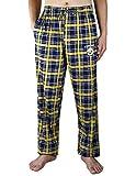 Mens Athletic Plaid Pajama Pants:Pit Steelers Mulitcolor