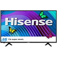 HISENSE 50H6D 50 INCH 2160P 4K SMART TV (2017 Model) No Stands