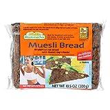 Mestemacher Bread Bread - Muesli - Case Of 9 - 10.6 Oz