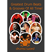 Greatest & Famous DRUM BEATS, Grooves & Licks (Greatest & Famous Drum Beats, Fills & Solos Ever Book 1) book cover