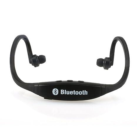 SEG Grobal Auricular Bluetooth para deportes Inalambrico Sport Stereo estéreo sin hilos Auriculares Manos Libres para