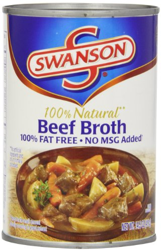 Swanson Beef Broth 14 oz