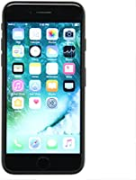 Apple iPhone 7 32GB Fully Unlocked 4G LTE Quad-Core Smartphone w/ 12MP Camera - Black (Renewed)