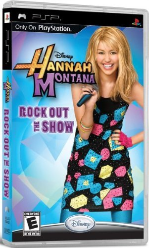 HANNAH MONTANA ROCK OUT THE SHOW