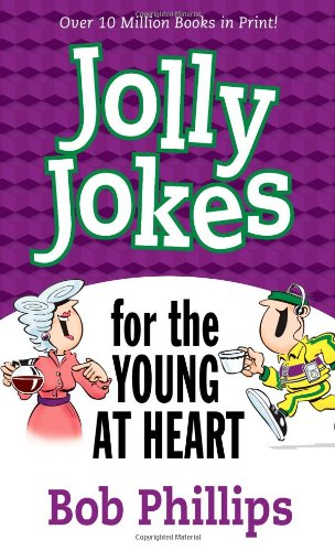 Download Jolly Jokes for the Young at Heart pdf