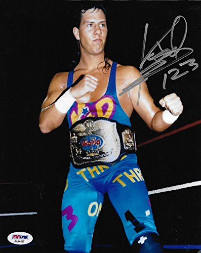 123 Kid Signed WWE 8x10 Photo COA Picture Autograph X-Pac Pro Wrestling - PSA/DNA Certified - Autographed...