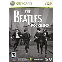 Xbox 360 The Beatles: Rock Band - Sólo software