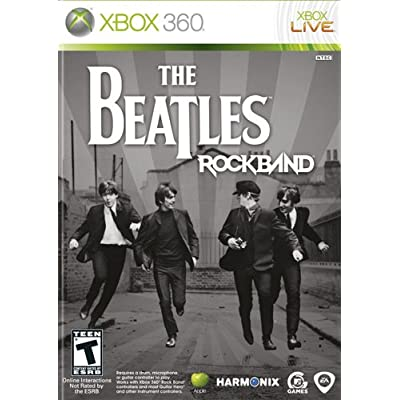 Quint rocks out with The Beatles Rock Band and revels in