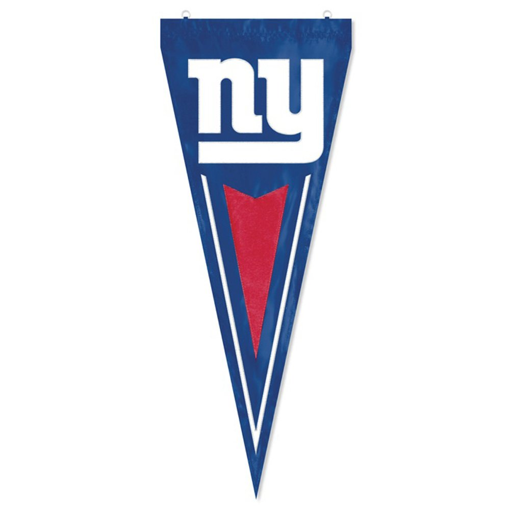 NFL New York Giants Yard Pennant by Party Animal