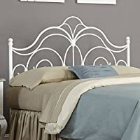 Pemberly Row Queen Headboard in Glossy White