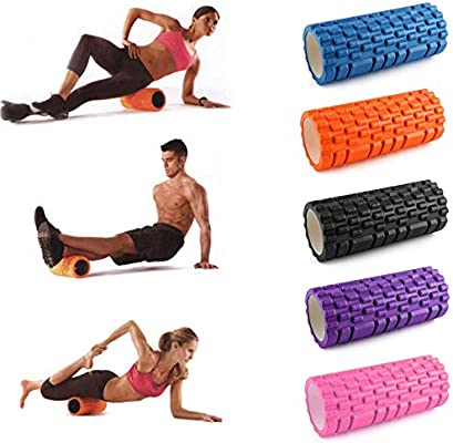 takestop® - Rodillo cilíndrico para Pilates, Yoga, de Espuma ...