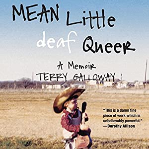 Mean Little Deaf Queer Audiobook
