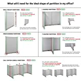 GOF Office Partition Single Panel