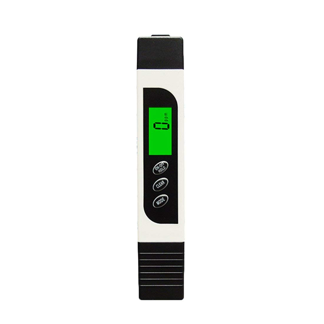Multifunction PH TDS Meter Tester Portable Digital Pen 0.01 High Accurate Filter Measuring Water Quality Purity Test Tool - White Formulaone