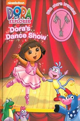Nickelodeon Dora the Explorer Dora's Dance Show: With Charm Bracelet! (Dora The Explorer Charms)