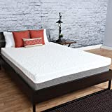 Somette Icon Sleep by Sommette 12-inch Twin XL-size Plush Gel Memory Foam Mattress