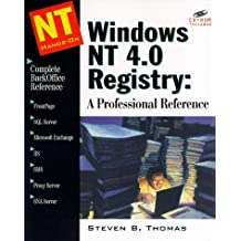 Back Office Registry Professional Reference: Add-ons and Work-arounds for Windows NT, Internet Information Server, Microsoft Exchange, SQL Server, SNA ... (McGraw Hill NT Professional Reference) by Steven B. Thomas (1998-01-01)