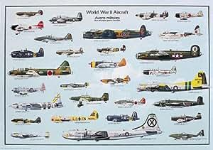 International Publishing RICORDI GOLD - Puzzle de aviones de la Segunda Guerra Mundial (1000 piezas) [Importado de Alemania]