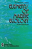 Elements of Marine Ecology : An Introductory Course, Tait, R. V., 1461382998