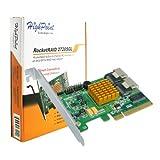 HighPoint 8-Port PCI-Express 2.0 x8 SAS/SATA RAID Controller RocketRAID 2720SGL