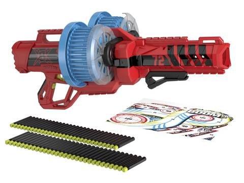 BoomCo Colossal Blitz 72 Dart Motorized Rapid Blaster