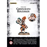 Games Workshop 99070205007 Fyreslayers Grimwrath Berzerker Tabletop and Miniature