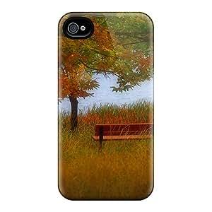 New Premium Flip Cases Covers Skin Cases For Iphone 4/4s