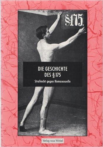 Manfred Herzer: Geschichte des § 175