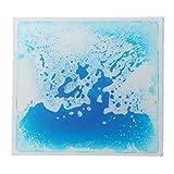 Blue Gel Floor Tile