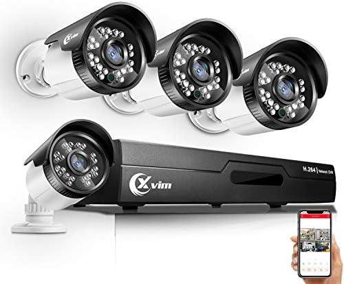 Security Outdoor Recorder Weatherproof Surveillance product image