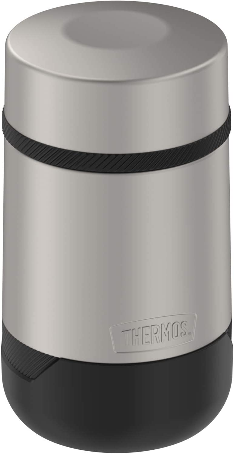 Guardian Collection by Thermos 18 Ounce Stainless Steel Travel Food Jar, Matte