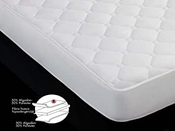 Mash - Cubrecolchón mash n.(para colchón de 80 cms de ancho y 180 o 190 de largo.): Amazon.es: Hogar