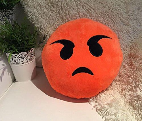 Coussin en colère