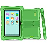 "YUNTAB Q88H Kids Edition Tablet, 7"" Display, 8 GB, WiFi, Kids Software Pre-Installed, Premium Parent Control, Educational Game Apps (Green)"