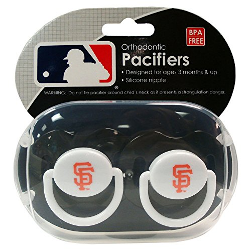 Baby Fanatic Pacifier Francisco Giants