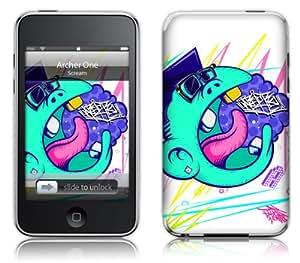 MusicSkins MS-ARCH20004 MP3 / MP4 Multicolor funda y carcasa para móvil - fundas y carcasas para móviles