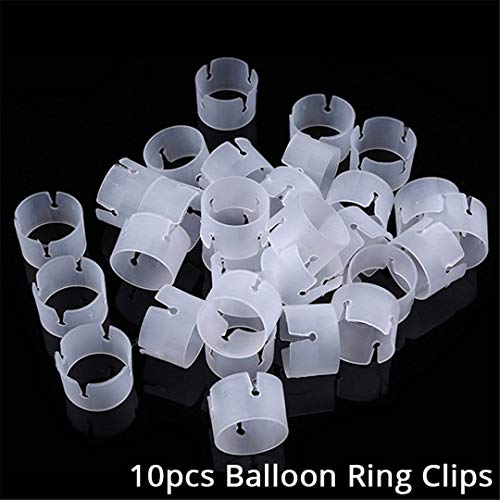 7 Tubes Balloons Holder Column Stand Birthday Party