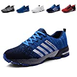 Best Inexpensive Running Shoes - Unisex Sports Shoes Air Cushion Running Trainers Lace-up Review