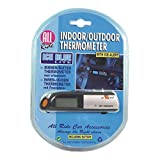 in car thermometer - All Ride Car Indoor/Outdoor Thermometer [2959]