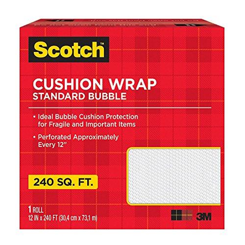 Scotch Cushion Wrap 12 wide, 240 feet (Scotch Cushion Wrap)